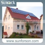 2015 Hotsale! indonesia america solar shingles roof pv mount& asphalt roof best quality supplier