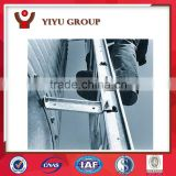 factory supply high quality galvanized fire escape ladder