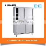 Restaurant Commercial Kitchen Upright Stainless Steel Storage File Cabinet