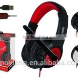 USB Gaming Headset with PVC Cable