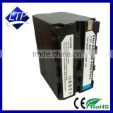 100% full decoded replacement battery pack NP-F960 for Sony digital camera CCD-TRV4/CCD-TRV27E Camcoder batery NP-F970