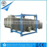 Xinxiang Weiliang gyratory sand vibro sieve/high frequency sieve machinery for fertilizer/mechanical sifter