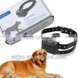 JY851 anti bark waterproof rechargeable slave remote control dog training vibrating shock collar with led indicator