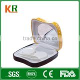 Square Print Color Tin Box For Contact Lenses
