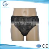 Disposable custom made sexy men's bikini briefs for SPA salon / Massage Use /travel