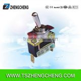 toggle switch ON-OFF 125V