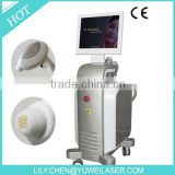 YUWEI CE Approved Fractional Needle RF Wrinkle Removal RF Skin Tightening RF Facial Machine