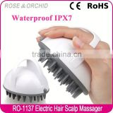 New products electric massage shower head brush for home