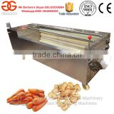 Professional Vegetable Processing Carrot Washing Machine/Carrot Peeling Machine/Carrot Washer Machine