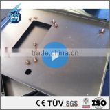 China Professional Machine Factory High Precision sheet metal bending fabrication stamping Spare Parts