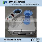 Hot-sale portable digital Grain Moisture Tester with factory price