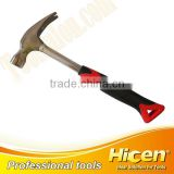 High Quality Framing Hammer with Steel Tubular Handle