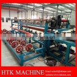 China Diamond Wire Mesh Weaving Machine/Chain Link Fence Making Machine (ISO 9001 Manufacturer)