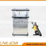Manual hydraulic heat press with 5-10 tons pressure