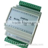 Data Acquisition Module,4DIN+8AI+4DO Module,DAM124