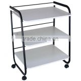 Beauty trolley hair salon furniture used nail salon furniture F-C3