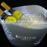 wholesale grey goose vodka Brand led ice bucket