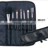 Fashion professional cosmetic brush set