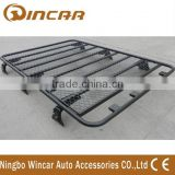 No Frame Cargo Carrier Black Roof Rack Basket Luggage Rack