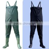 INquiry about pvc fishing chest wader PVC/PVC wader