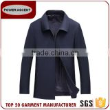 OEM Newest Business Casual Black Color Jacket For Man