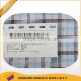 factory price 100cotton yarn dyed chambray fabric