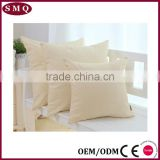 color customized plain cotton canvas pillow cover