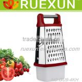 2014 new design 4 side grater with container