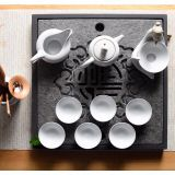 Ceramic tea set suit