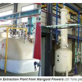 Complete Solvent Extraction Machine Turn-key Project
