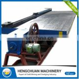 Gold Separation machine 6-S Shaking Table /Copper Shaking Table in Indonesia