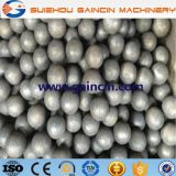 Cr10 to 32% chrome grinding media, alloy casting steel chrome balls, grinding media balls, chromium steel mill balls