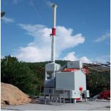 Rural waste incinerator Environmental protection products