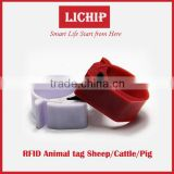 LC-RD02 Low Frequency 134.2khz Chicken/Pigeon/Bird using RFID animal foot ring tag