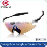 Fashion designer stylish sports climbing sunglasses eye protective eyewear military glasses
