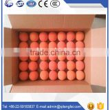 Competitive price concrete pump sponge column, hard rubber ball, cleaning rubber sponge ball