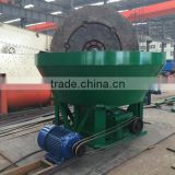 Wet Pan Gold Grinding Machine/Wet Gold Grinding Mill                                                                         Quality Choice