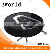 Eworld robot vacuum cleaner mop with spray/ tile steam cleaner with steel brush