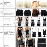 Latex Waist Training Wholesale Corset with Tummy Control Bodyshaper Waist Cincher with butt lifter