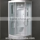 Bathroom,shower room,shower cabin with tempered glass shower enclosure SY-L104                                                                         Quality Choice