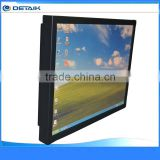 15 inch Industrial Touch Screen All in One PC LCD Touchscreen Monitor with Built in Computer