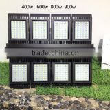 New tech indoor gym lighting fixtures 800W led /800W led lamp/800W led flood light for sports DLC CE RoHS