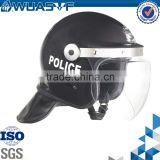 Anti Riot Police Helmet and high strength anti-riot gear