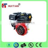 196CC HT168F Air Cooling Recoil Start 6.5HP Gasoline Engine                                                                         Quality Choice