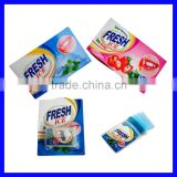 Love is xylitol chewing gum