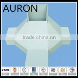 AURON/HEATWEL / power cable reinforced glass cable tray Greece/electric cable aluminum alloy bridge /wire trunk channel