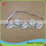 Special design widely used fashion beads elastic hair bands                                                                                                         Supplier's Choice