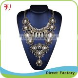 Russian Gold Simple Fashion Charming Necklace