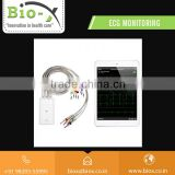 Portable and Accurate ECG Monitoring Device/Gadget