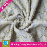 Cheap fabric supplier 2015 new Fashion Garment elastic polyester knitted jacquard fabric